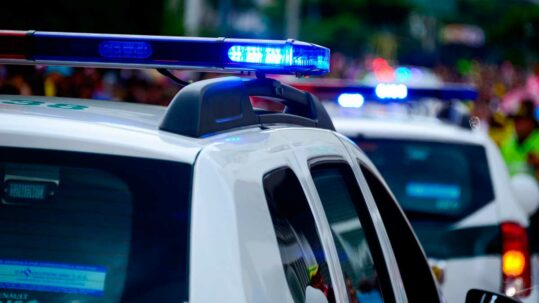 Sirena coche policía