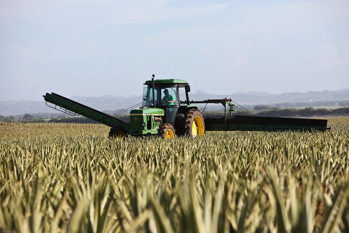maquinària agrícola